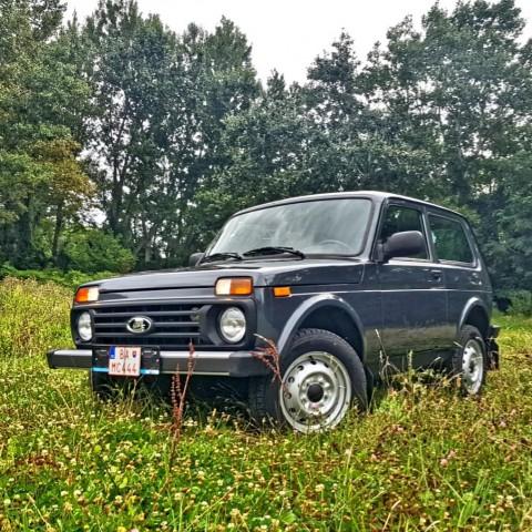Test: Lada 4×4, aneb ruský stroj času s názvom Niva