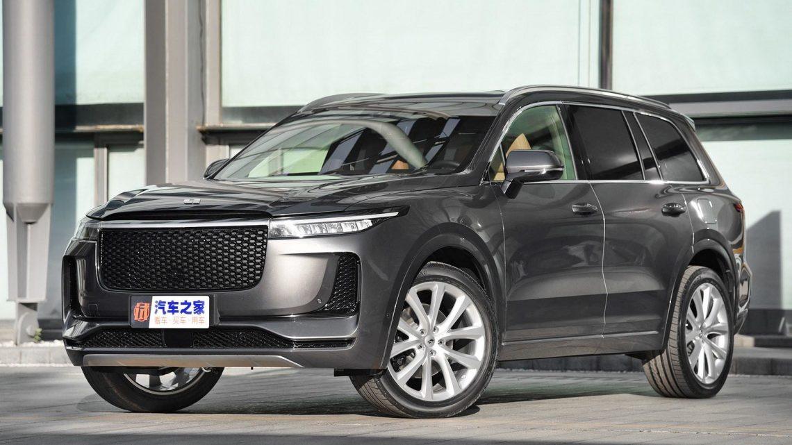 LI One je čínske hybridné SUV, ktoré používa spaľovací motor iba na výrobu elektriny.