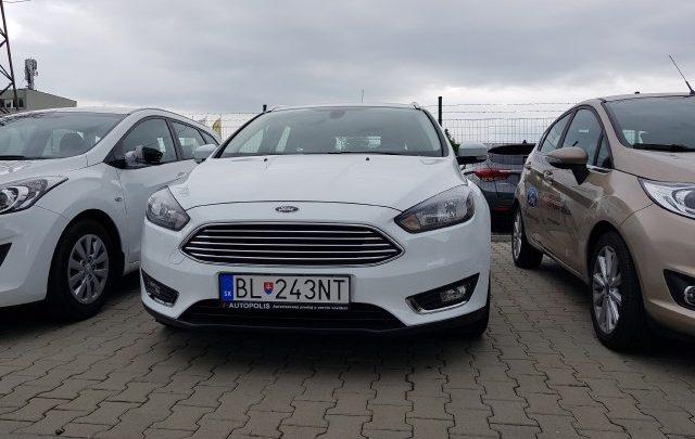 Ako jazdia litrové trojvalce? Časť 1: Ford Focus 1,0 EcoBoost