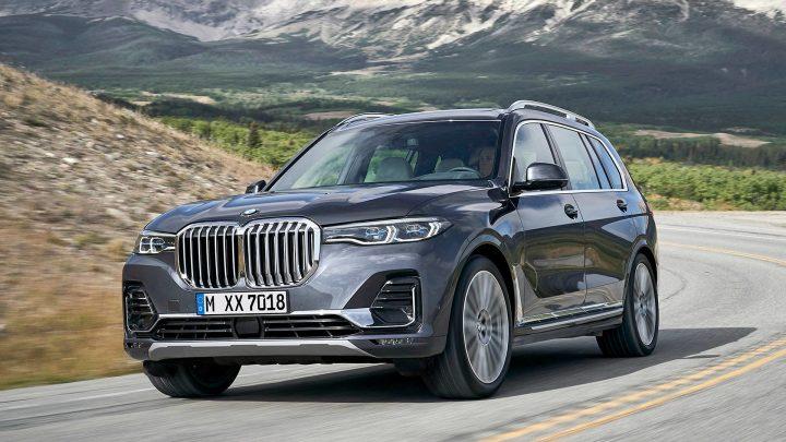 BMW predstavilo svoje najväčšie SUV. Dámy a páni privítajte BMW X7.