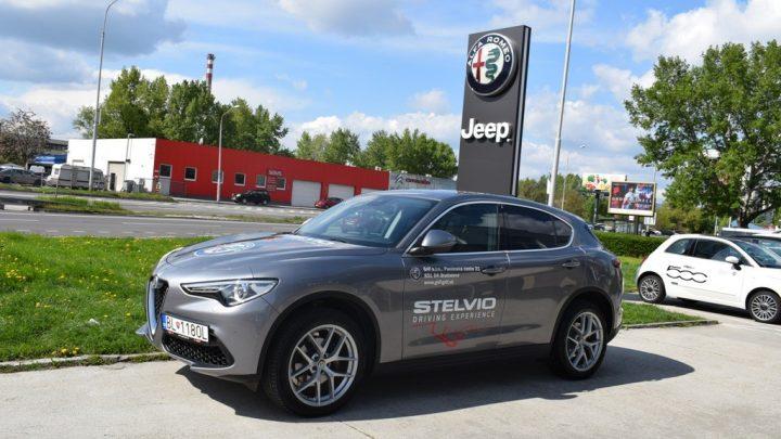Test: Alfa Romeo Stelvio, názov má zaslúžený