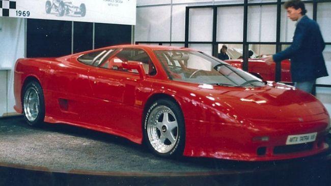 Poďme sa pozrieť na československý superšport Tatra MTX.
