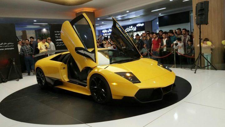 V Iráne vyvinuli takmer presnú kópiu Lamborghini Murcielago