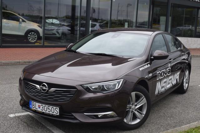 Test: Opel Insignia Grand Sport 2,0 CDTI