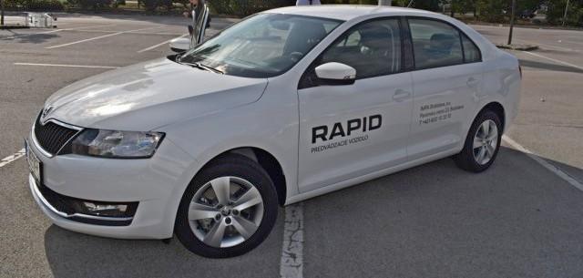 Ako jazdia litrové trojvalce? Škoda Rapid 1,0 TSI