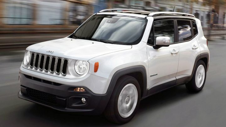 Jeep v roku 2020 predstaví hybridný Renegade
