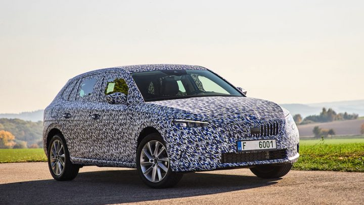 Škoda Scala bude priestranný a moderný hatchback. Čo všetko ponúkne?
