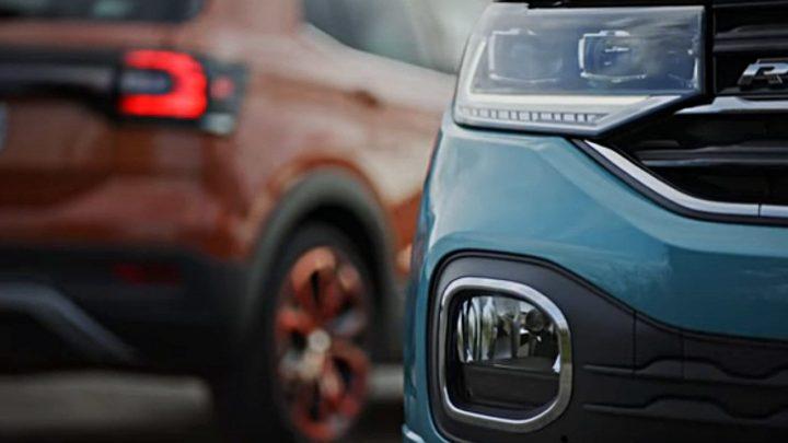 VW odhalil pár snímkov nového modelu T-Cross