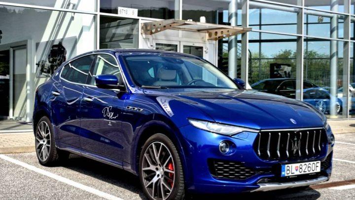 Test: Maserati Levante S, 430 koní mu svedčí viac (Video)