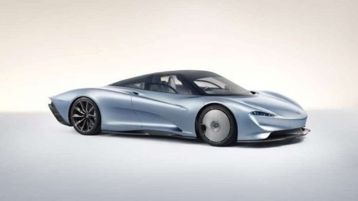 McLaren odhalil nástupcu legendy F1. Volá sa Speedtail.