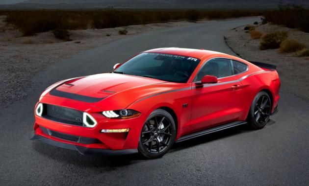 Tento Ford Mustang RTR je upravený Mustang so zárukou od výrobcu. Ale len z vonku.