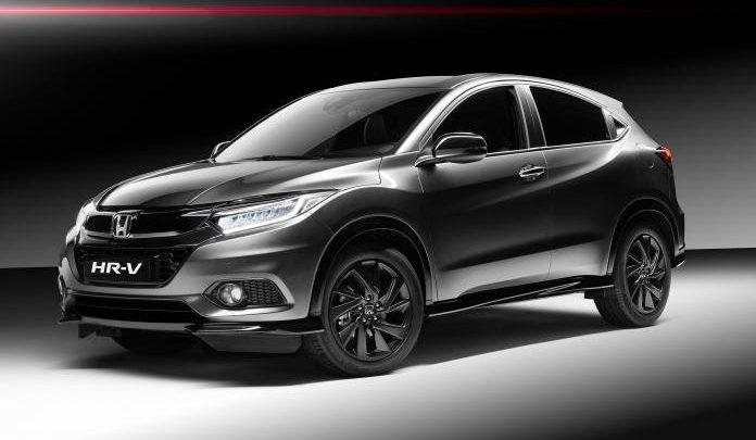 Honda predstavila HR-V Sport. Pod kapotou má prepĺňaný štvorvalec.