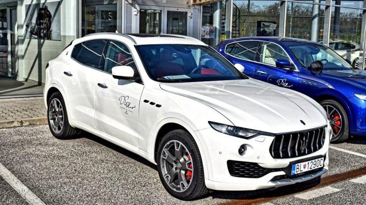 Test: Maserati Levante Diesel, výsosť Levante je športovec