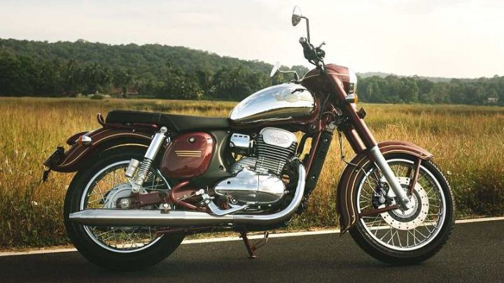Jawa predstavila nový motocykel. Vyzerá skoro ako kyvačka, ale predávať sa bude len v Indii