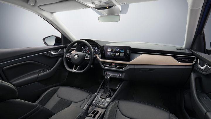 Škoda kompletne odhalila interiér nového modelu Scala