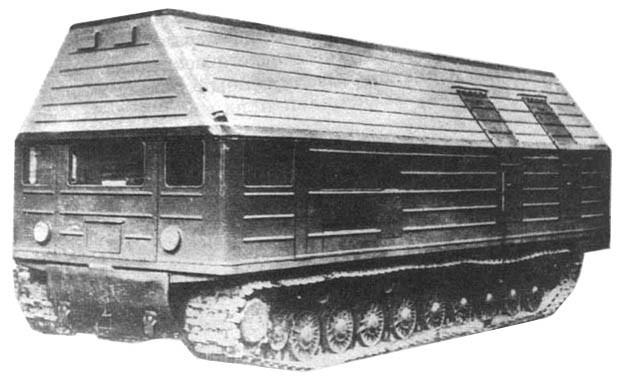 Tieto sovietske vozidlá slúžili ako mobilná atómová elektráreň.