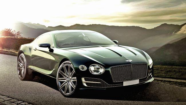 Bentley zvažuje výrobu elektrického vozidla
