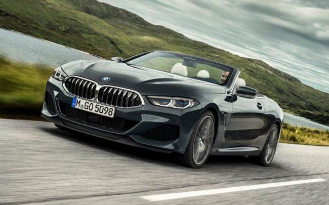 BMW radu 8 bez strechy ponúkne až 530 koní