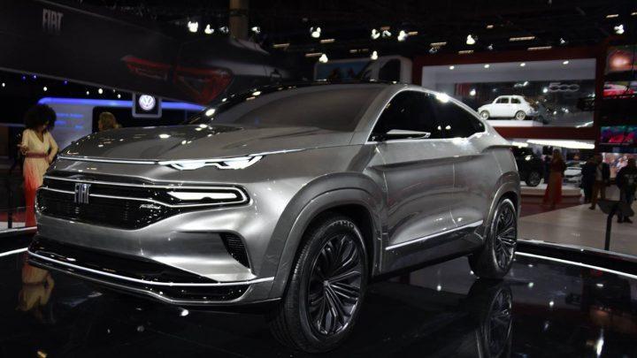 Fiat predstavil koncept Fastback. Konkurovať má Renaultu Arkana a Škode Kodiaq GT.