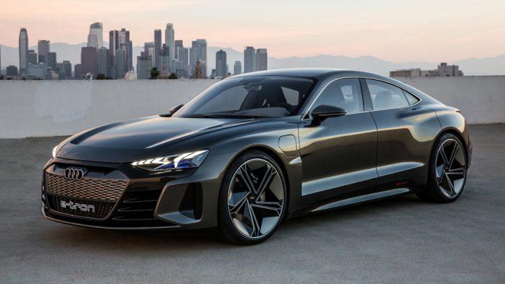 Audi E-Tron GT to má namierené proti Tesla Model S
