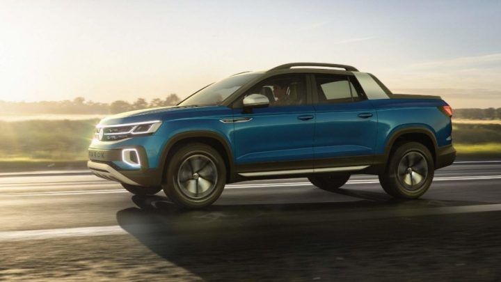 Volkswagen predstavil koncept malého pick-upu. Volá sa Tarok