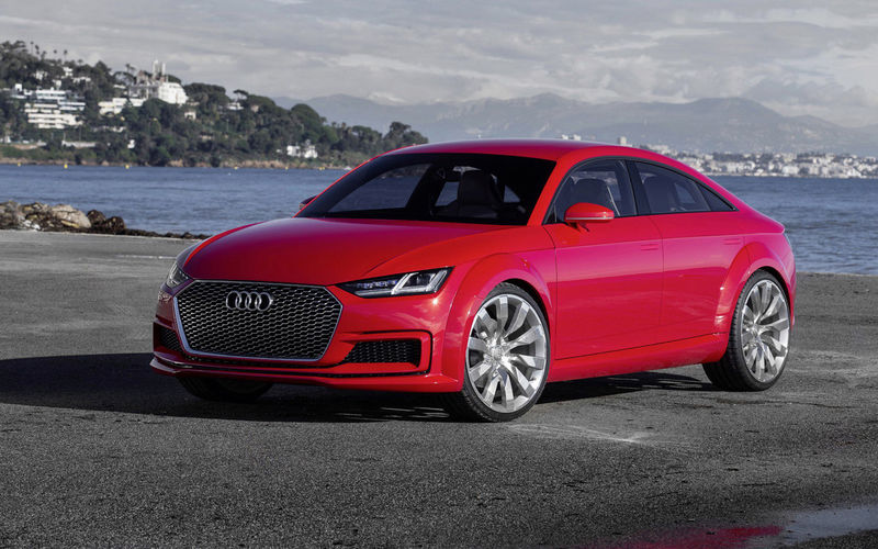Audi TT bude v budúcnosti pravdepodobne len štvordverové coupe.