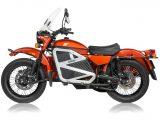 Americký distribútor motocyklov Ural predstavil elektrický Ural
