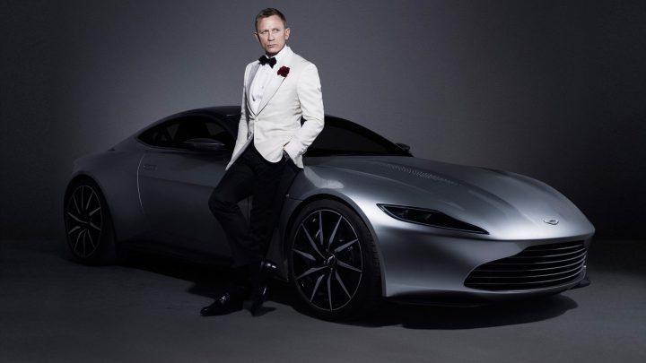 Aké vozidlo bude mať v ďalšom filme James Bond? Poďme sa pozrieť na päť potencionálnych vozidiel.