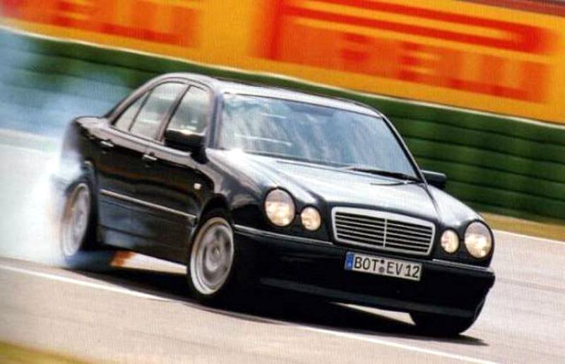 Tento Brabus bol najrýchlejší sedan v 90. rokoch. Vyrábalo sa aj kombi.