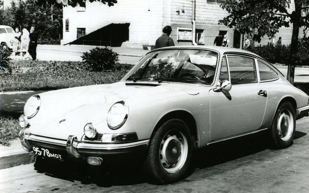 Sovietské auto