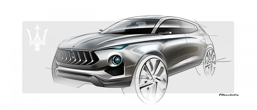 Maserati aktívne pracuje na novom kompaktnom SUV s názvom Karif.