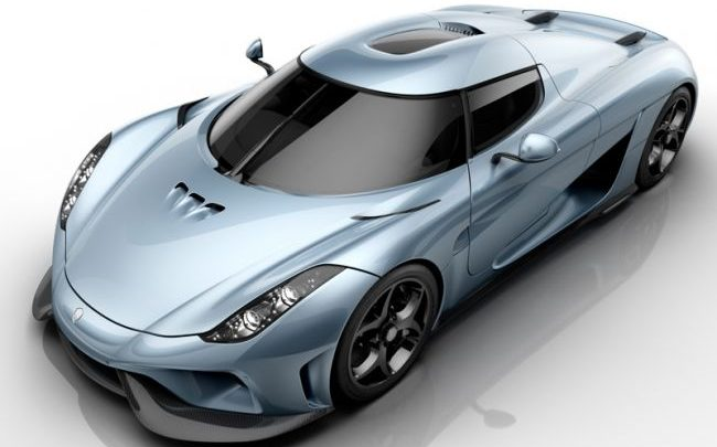 Koenigsegg prekoná svoj vlastný rekord. Regera pôjde viac ako 447 km/h.