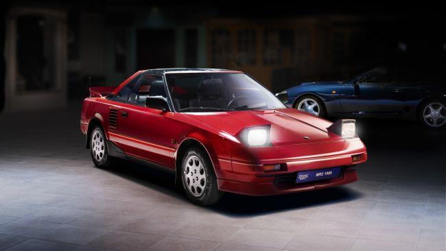 Toyota v spolupráci so Subaru môže oživiť model MR2.