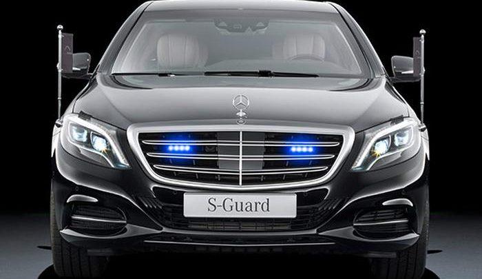 Ukrajina ide kúpiť dva nepriestrelné Mercedesy za 1,5 milióna dolárov. Ďalších 20 vozidiel už kúpili.