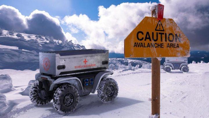 Honda predstavila autonómne vozidlo, ktoré bude pomáhať v poľnohospodárstve, ale aj hasičom.