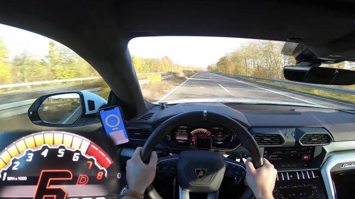 Takto zrýchľuje najrýchlejšie SUV sveta. Rýchlosť 300 km/h nie je preňho problém.