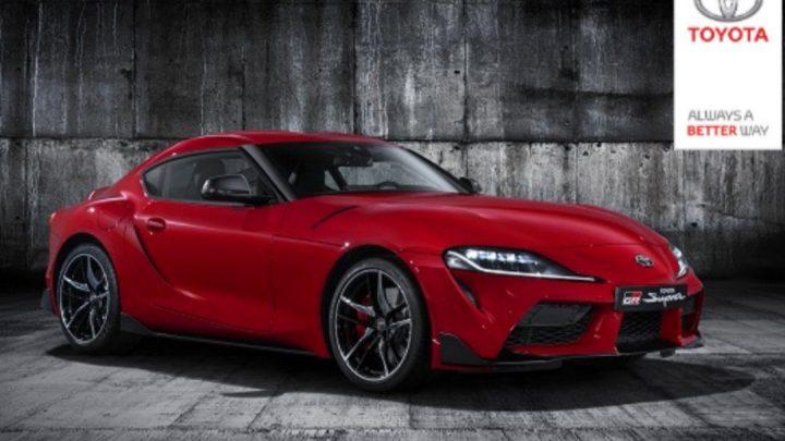 Nová Toyota Supra bola omylom zverejnená bez maskovania