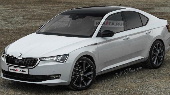 Škoda Octavia štvrtej generácie bude predstavená 11. novembra.