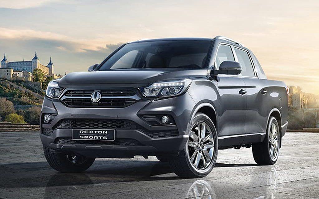 Ssangyong pripravuje predĺženú verziu pick-upu Rexton Sports. V ponuke by mohol byť aj karavan.