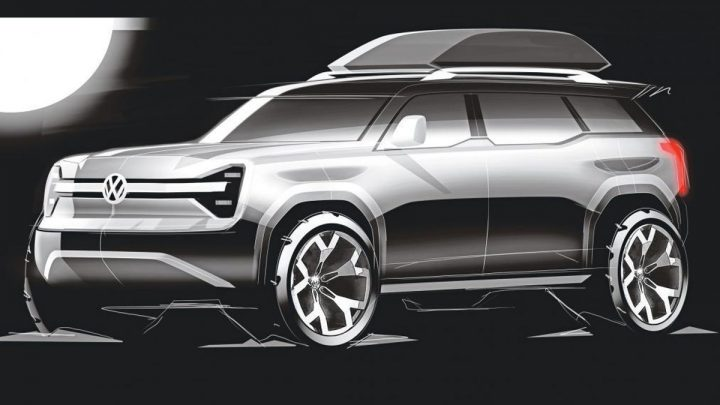 Boli zverejnené oficiálne info o novom off-roade Volkswagen. Bude jazdiť na elektriku.
