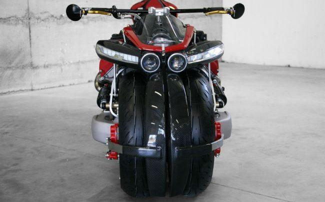 Na konci januára bude predstavená lietajúca motorka. Doslovne môže lietať.