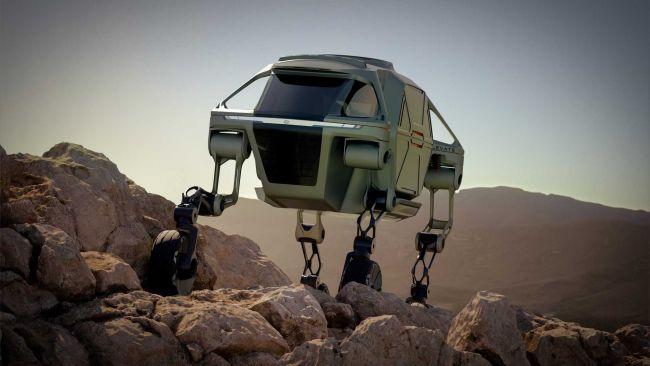Hyundai Elevate Concept je vozidlo, ktoré sa dostane kamkoľvek.