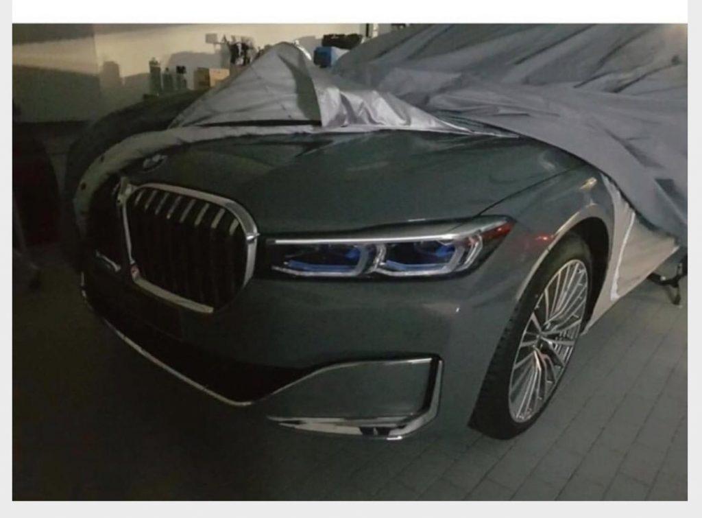 BMW radu 7 2019