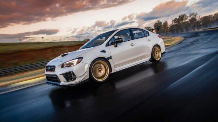 Autičkársky sen Subaru STI sa vracia. STI S209 ponúkne viac ako 340 koní.