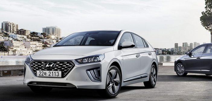 Hyundai predstavil druhú generáciu ekologického vozidla Ioniq.