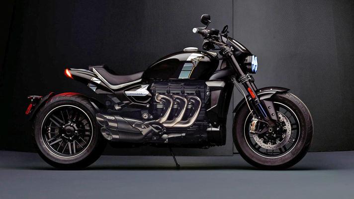 Triumph predstavil nový Rocket TFC. Dostáva nový motor s brutálnym kruťakom.