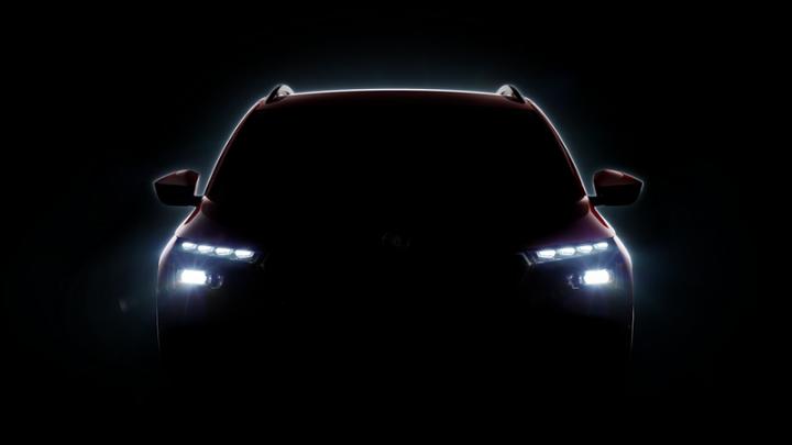 Škoda predstaví na autosalóne v Ženeve nový Crossover.