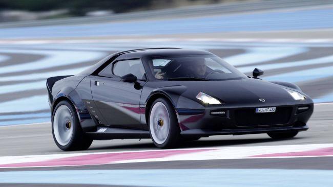 Na autosalóne v Ženeve bude predstavený nástupca Lancie Stratos, no Lancia to už nebude.