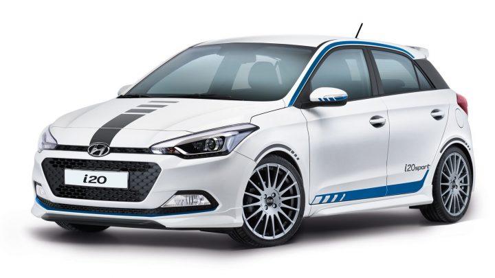 Hyundai možno budúci rok predstaví i20 N.