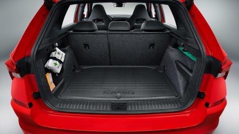 Batožinový priestor Škoda Kamiq